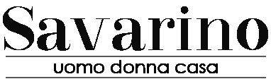 Savarino: Uomo – Donna – Casa