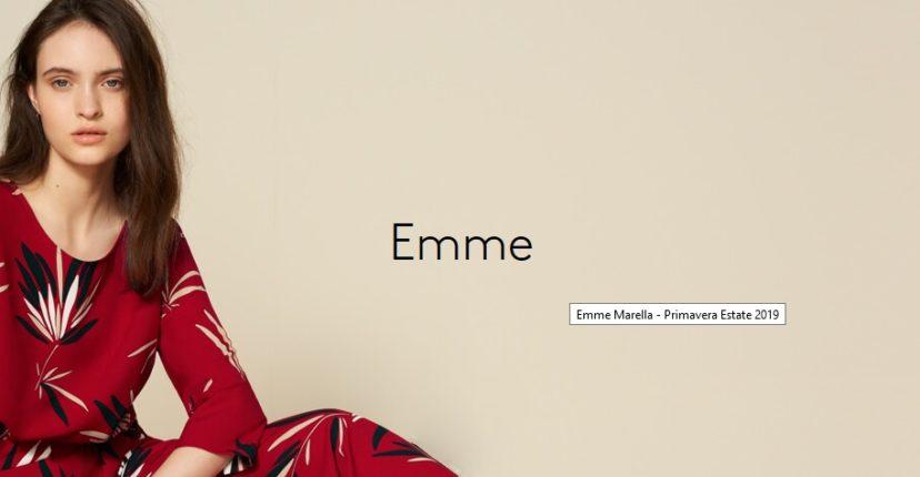 l'ultimo be2f0 ccc63 EMME MARELLA – Savarino: Uomo – Donna – Casa